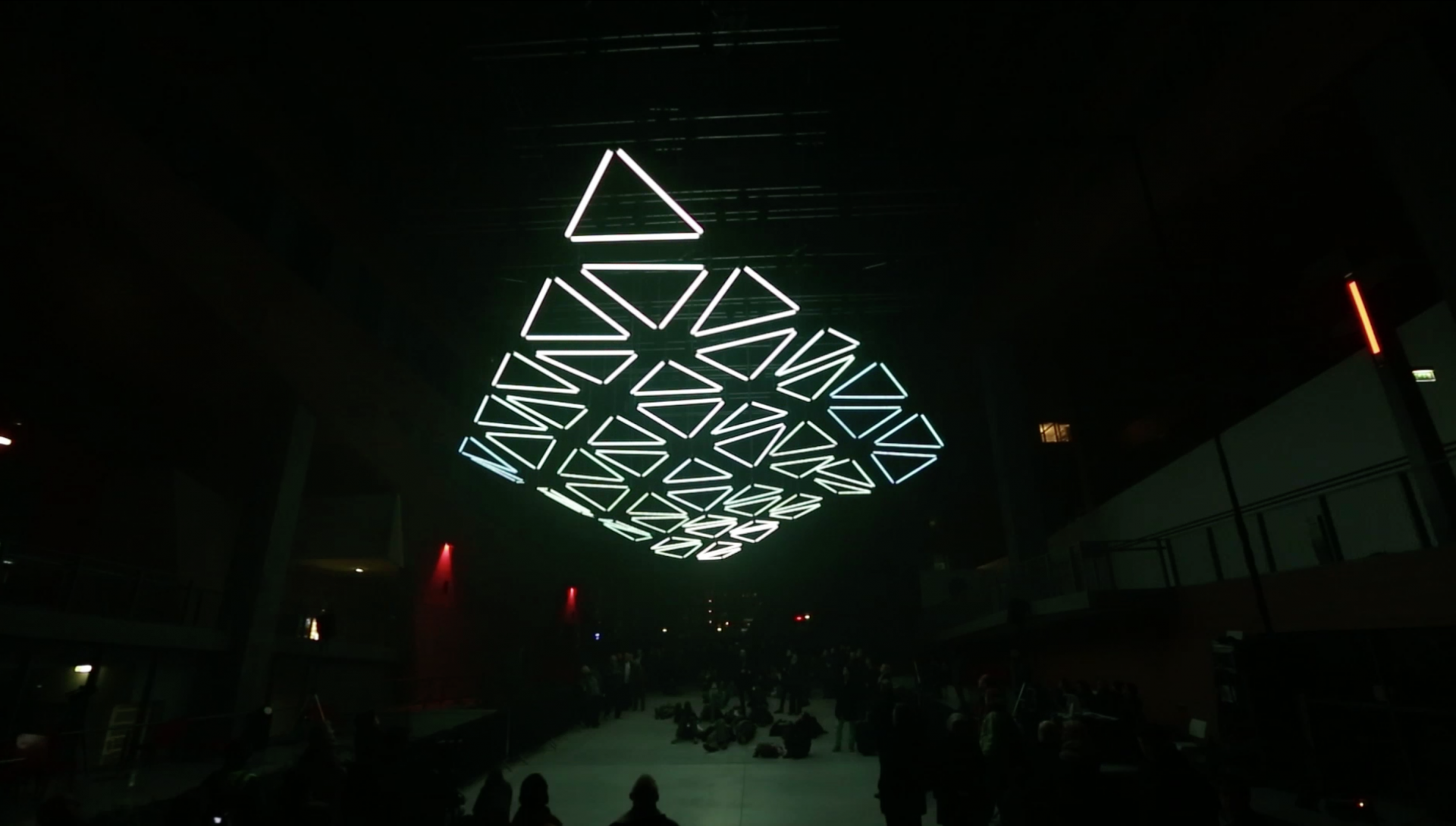 WHITEvoid at the Volvo Art Session 2018