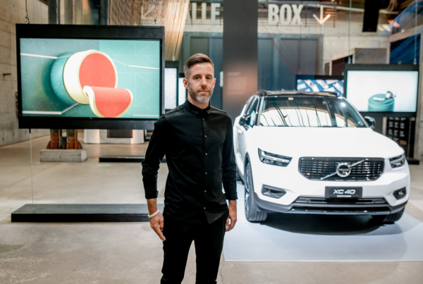 Andreas Wannerstedt Volvo Art Session 2018