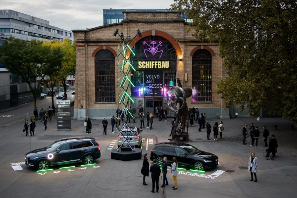 Volvo Art Session 2019 Human meets digital