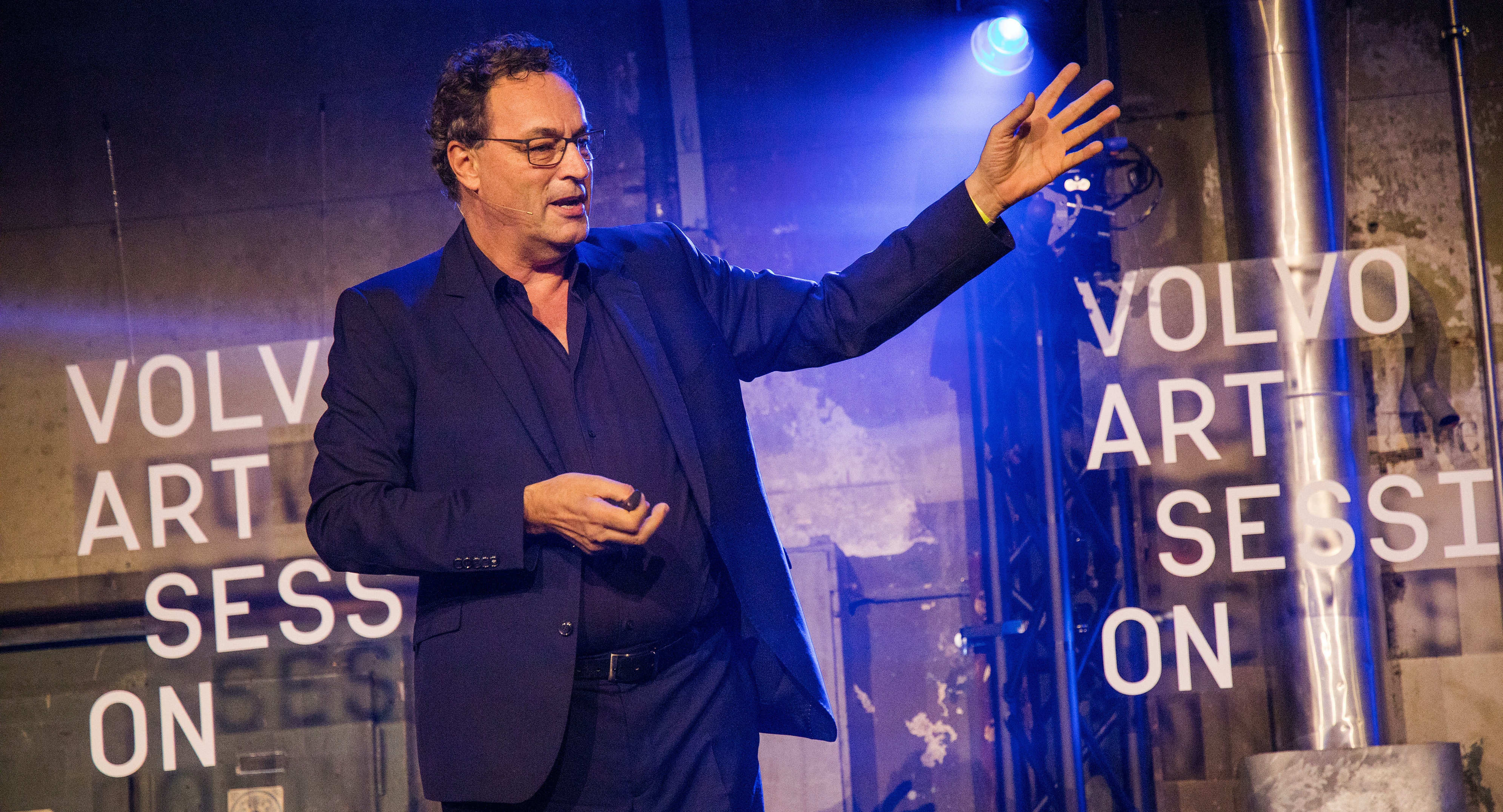 Gerd Leonhard Volvo Art Session 2019